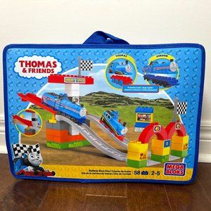 Thomas and Friends Railway Race Day